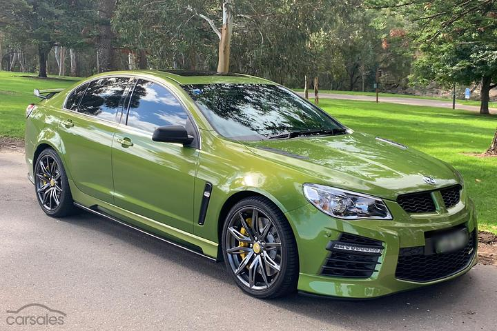 Holden Special Vehicles GTS Supercharged Intercooled cars