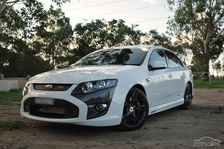 Ford Performance Vehicles F6 Cars For Sale In Australia Carsales