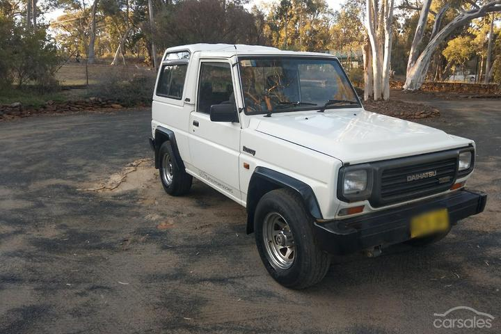 Daihatsu Rocky car for sale in Australia - carsales com au