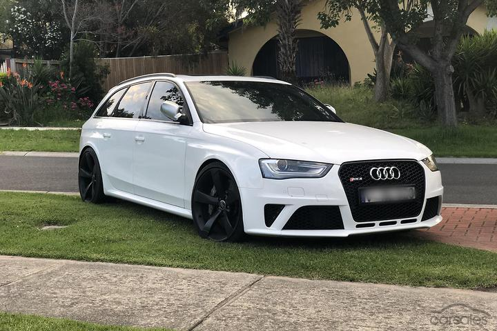 Audi RS4 cars for sale in Australia - carsales com au