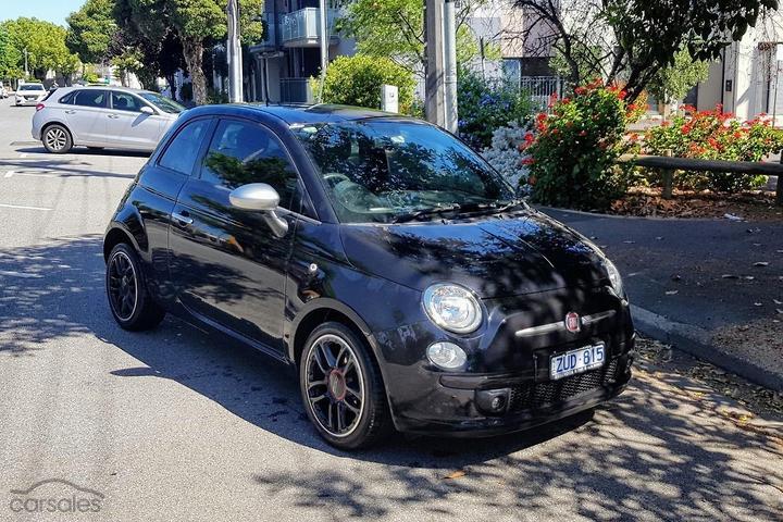 Fiat 500 Rock Star Cars For Sale In Australia Carsales Com Au