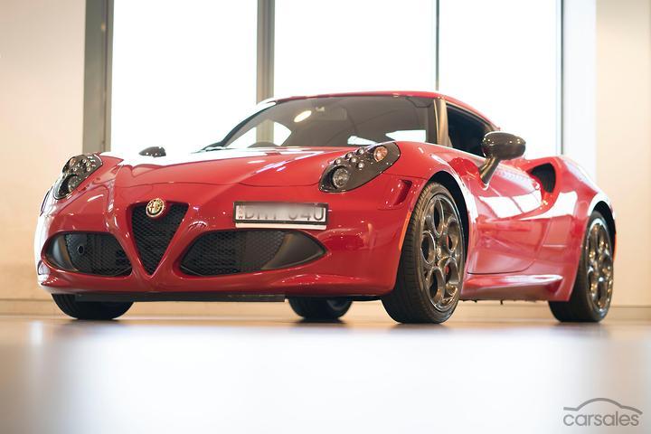 Alfa Romeo 4C >> Alfa Romeo 4c Cars For Sale In Australia Carsales Com Au