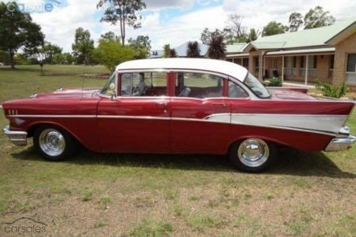 Chevrolet Bel Air cars for sale in Australia - carsales com au