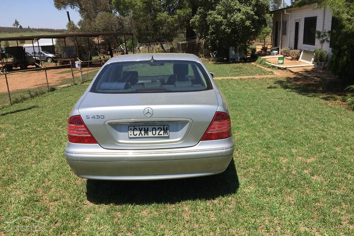 Mercedes-Benz S Class S430 cars for sale in Australia - carsales com au
