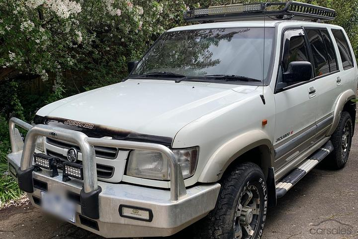 Holden Jackaroo Offroad 4x4 Cars For Sale In Australia Carsales Com Au
