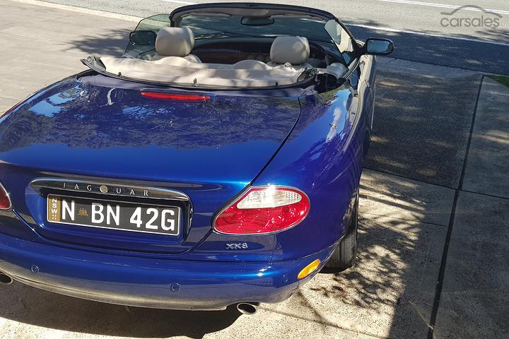 Jaguar XK8 cars for sale in Australia - carsales com au