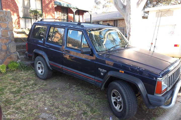 Jeep Cherokee Xj Cars For Sale In Australia Carsales Com Au