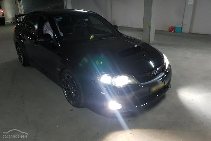 Subaru Impreza WRX STI cars for sale in Australia - carsales