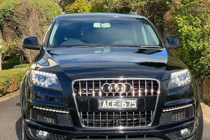 Audi Q7 Black cars for sale in Victoria - carsales com au