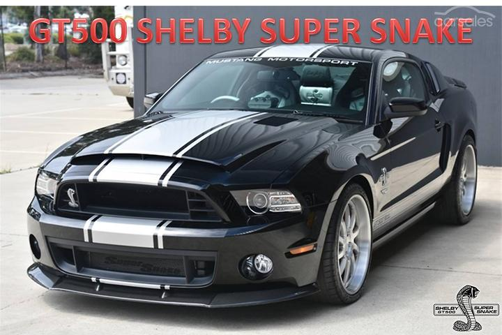 Ford Mustang GT500 Shelby Super Snake cars for sale in