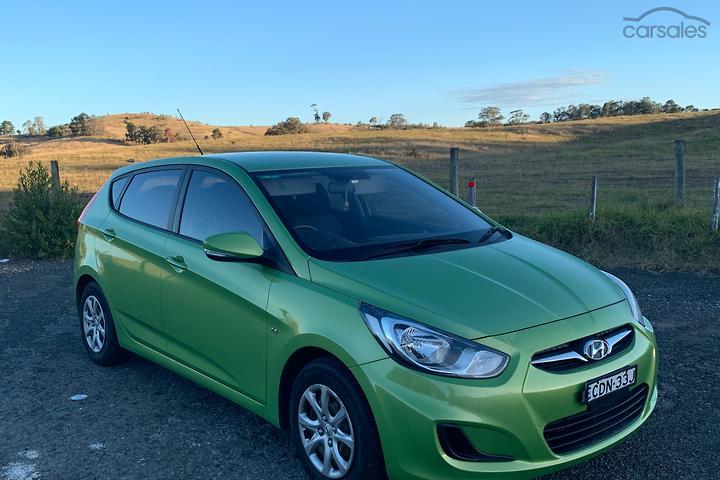 Hyundai Accent Elite Cars For Sale In Australia Carsales Com Au
