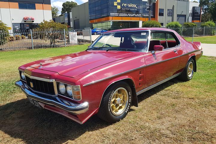 Holden Monaro Red cars for sale in Australia - carsales com au