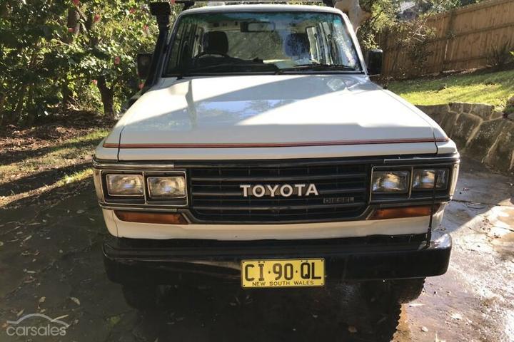 Toyota Landcruiser HJ60RG cars for sale in Australia - carsales com au