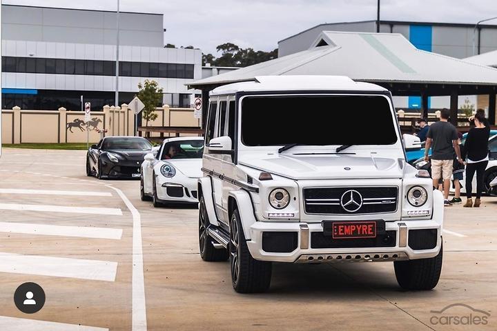 Mercedes-Benz G Class cars for sale in Australia - carsales com au