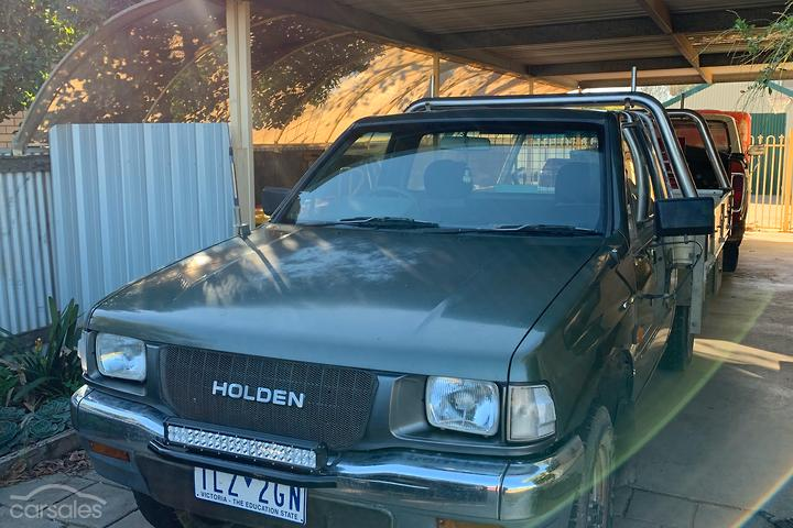 Holden rodeo diesel
