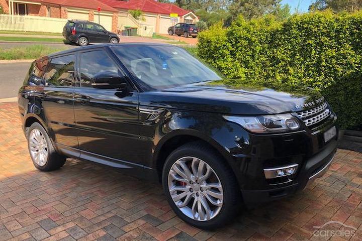 Land Rover Range Rover Sport Hybrid Family Cars For Sale In Australia Carsales Com Au