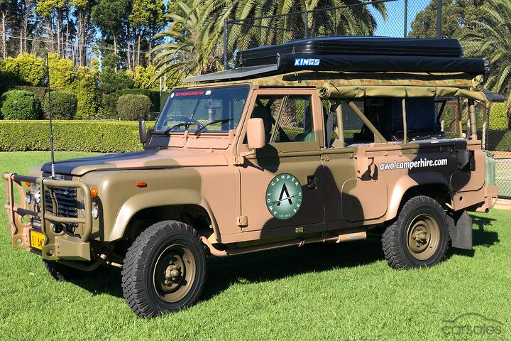 Land Rover 110 cars for sale in Australia - carsales com au
