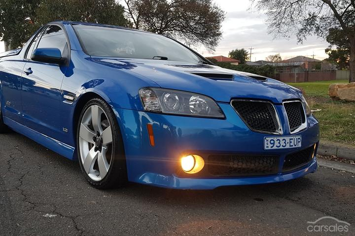 Holden Ute SS V Special Edition cars for sale in Australia