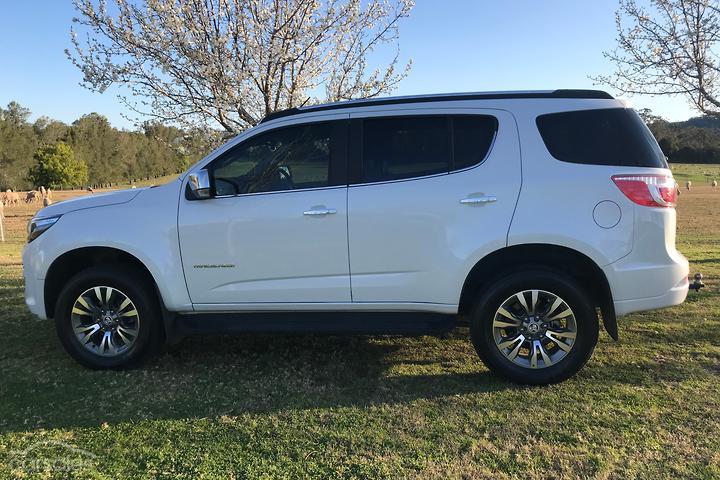 Holden Trailblazer cars for sale in Australia - carsales com au