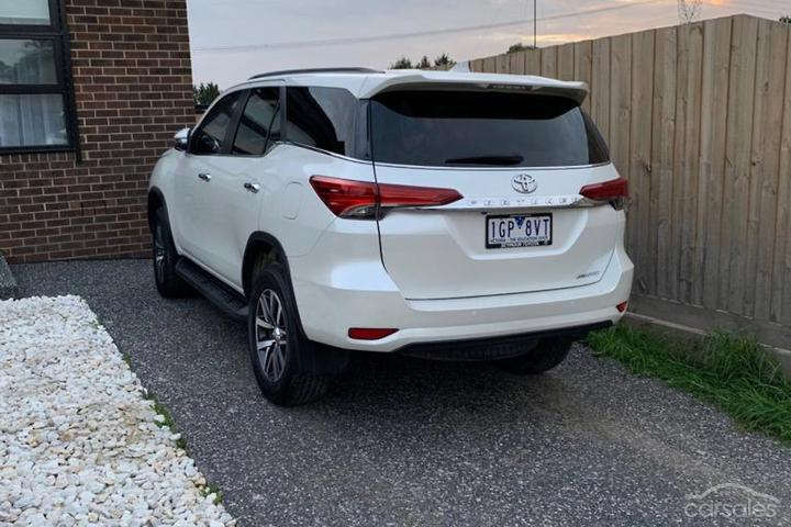 Toyota Fortuner cars for sale in Australia - carsales com au