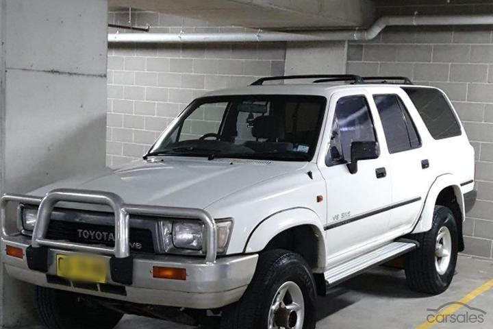 Toyota Hilux Surf cars for sale in Australia - carsales com au