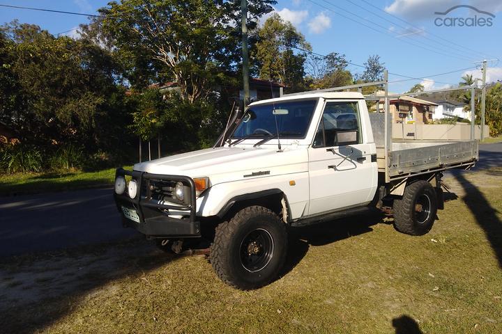 Toyota Landcruiser HZJ75RP cars for sale in Australia - carsales com au