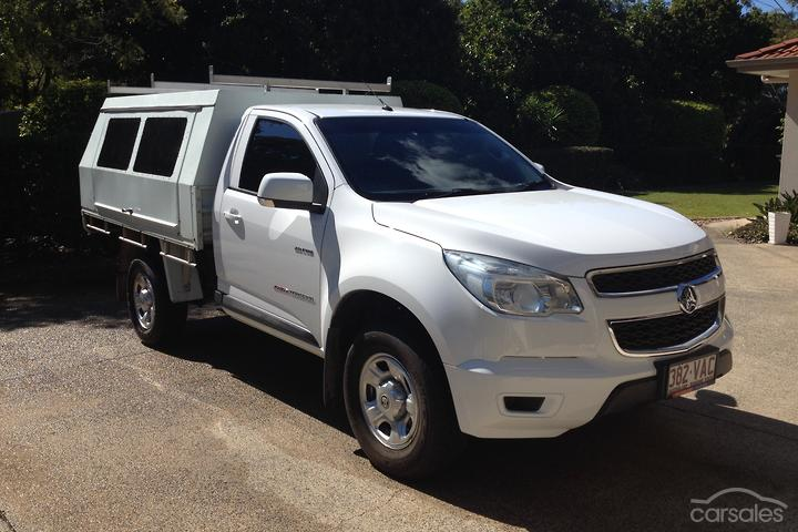 Holden Colorado cars for sale in Australia - carsales com au
