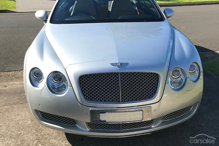 Bentley Continental Gt Cars For Sale In Australia Carsales