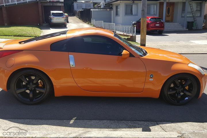 Nissan 350Z Orange cars for sale in Australia - carsales com au