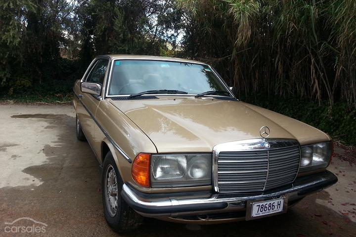 Mercedes-Benz 280CE W123 Coupe cars for sale in Australia