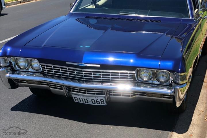 Chevrolet Impala cars for sale in Australia - carsales com au