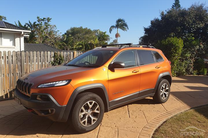 Jeep Cherokee Trailhawk Cars For Sale In Brisbane All Queensland Carsales Com Au