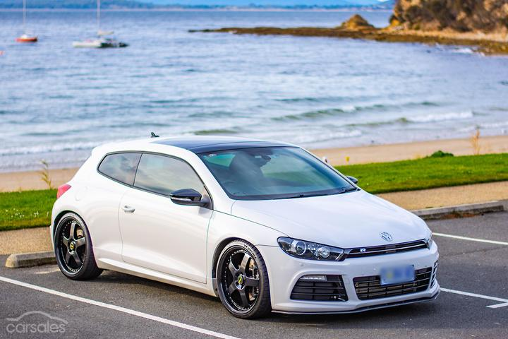 Volkswagen Scirocco White Cars For Sale In Australia Carsales Com Au