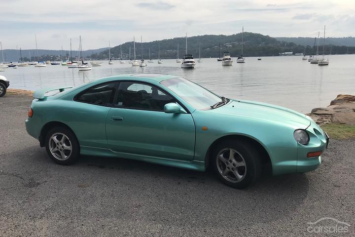 Toyota Celica SX-R cars for sale in Australia - carsales com au