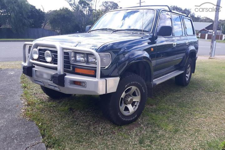 Toyota Landcruiser Green cars for sale in Australia