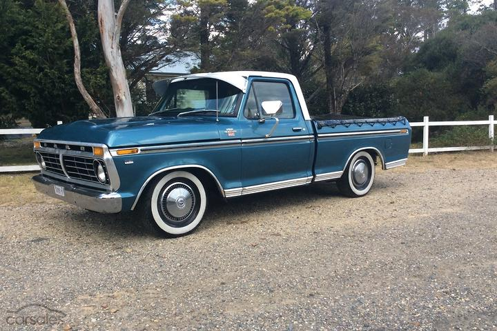 Ford F100 Blue cars for sale in Australia - carsales com au