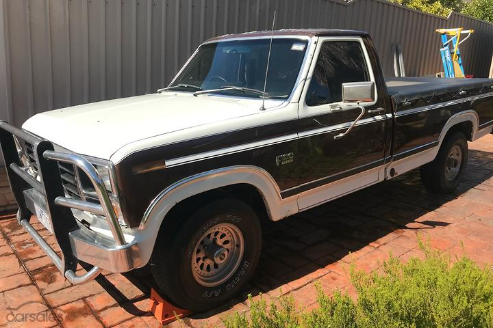 Ford F100 cars for sale in Australia - carsales com au
