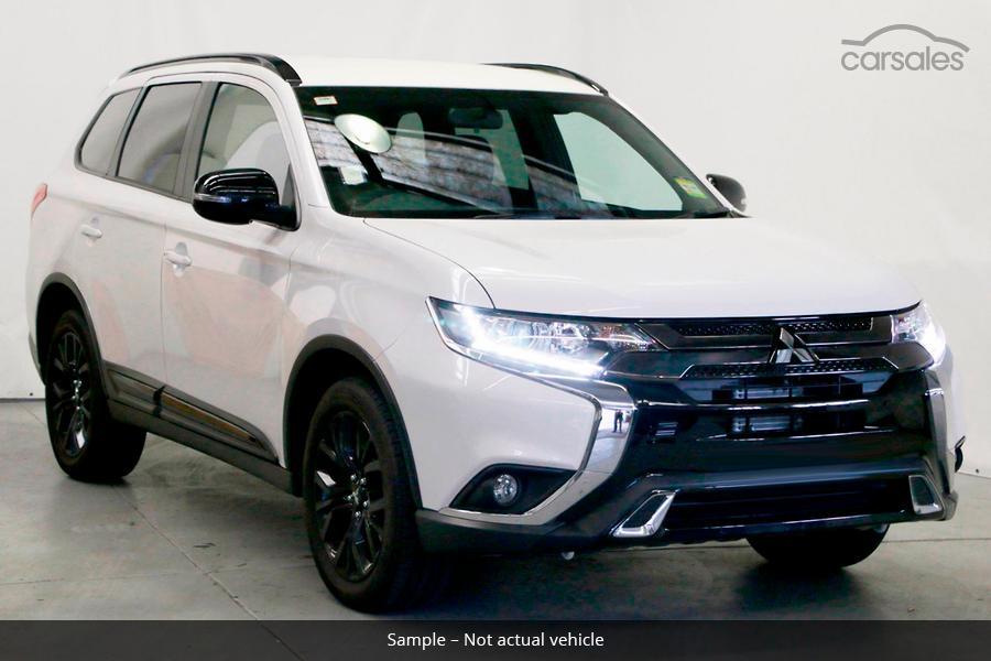 2019 Mitsubishi Outlander Black Edition ZL Auto AWD MY19-OAG
