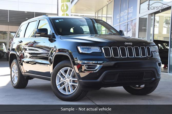 New   Used Jeep Grand Cherokee cars for sale in Australia - carsales ... 77a0823532