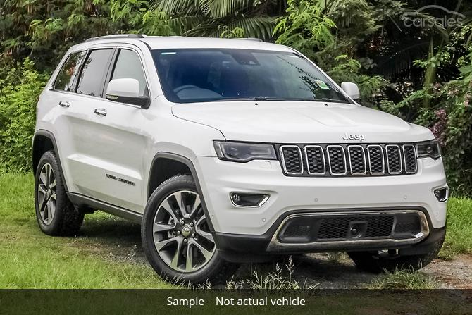 2018 Jeep Grand Cherokee Limited Auto 4x4 My19