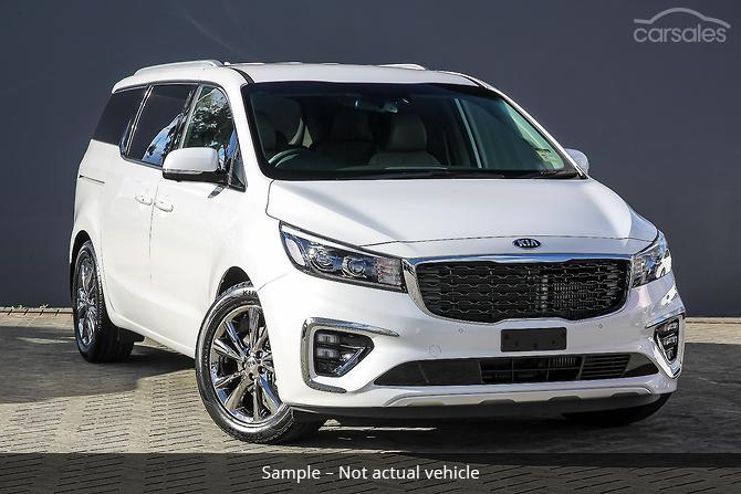2019 Kia Carnival Platinum Auto My19