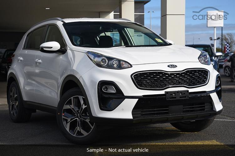 2018 Kia Sportage Si Premium Auto 2WD MY19