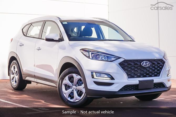 New Used Hyundai Tucson Cars For Sale In Melbourne Victoria