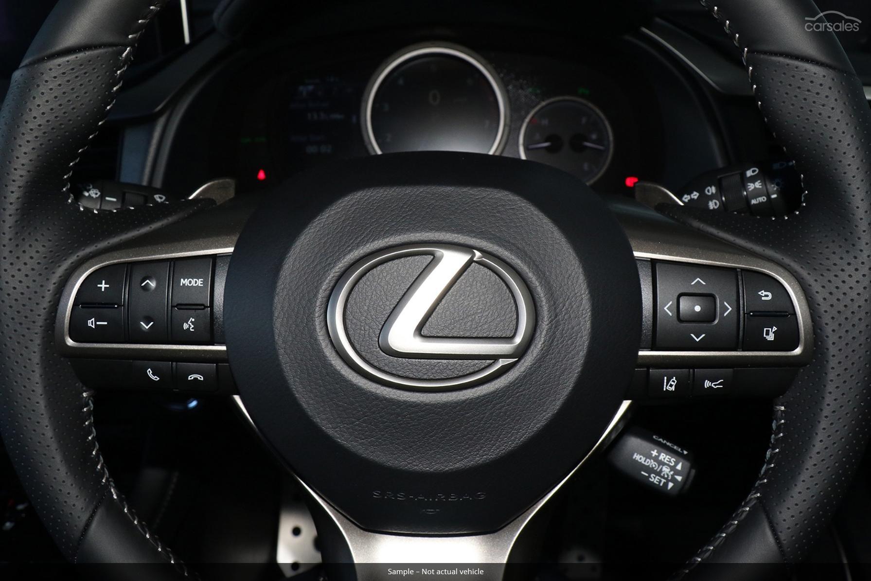 2019 Lexus RX300 F Sport Auto-SHRM-AD-6013267 - carsales com au