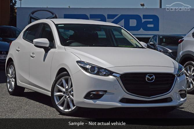 New Used Mazda 3 White Cars For Sale In Australia Carsales Com Au