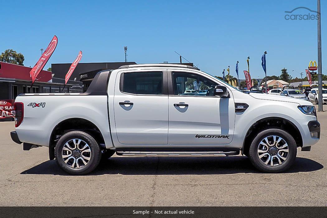 new used ford ranger cars for sale in australia. Black Bedroom Furniture Sets. Home Design Ideas
