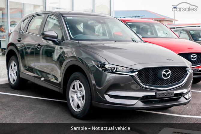 2018 Mazda Cx 5 Ma Kf Series Auto Fwd
