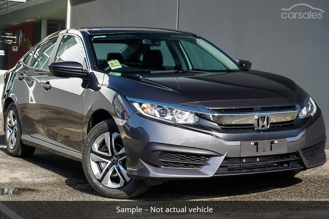 2018 Honda Civic Vti Auto My18