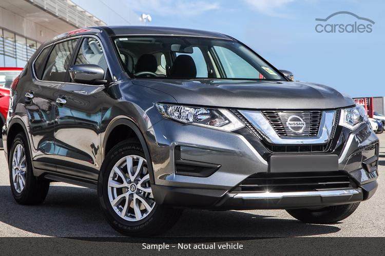 New Used Nissan X Trail Cars For Sale In Darwin Northern Territory