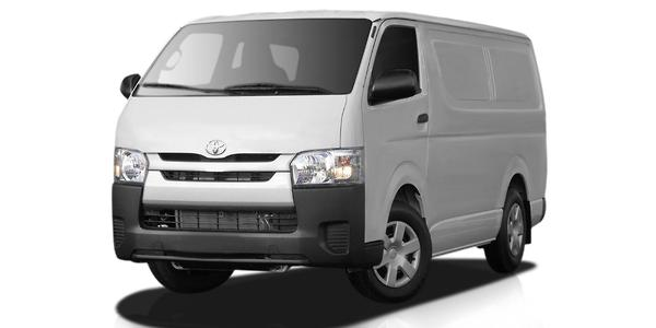 New Toyota Hiace Van Cars For Sale Carsales Com Au